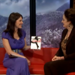 Leta Greene discussing her book How To Embrace Your Inner Hotness